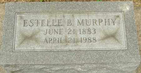 MURPHY, ESTELLE BLANCH - Montgomery County, Ohio | ESTELLE BLANCH MURPHY - Ohio Gravestone Photos