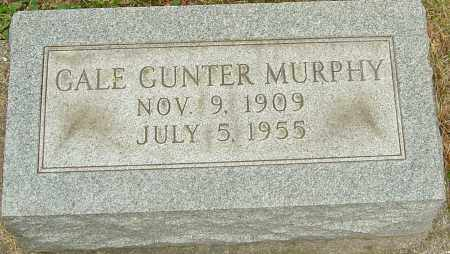 MURPHY, GALE GUNTER - Montgomery County, Ohio | GALE GUNTER MURPHY - Ohio Gravestone Photos