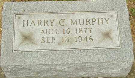 MURPHY, HARRY CLARENCE - Montgomery County, Ohio | HARRY CLARENCE MURPHY - Ohio Gravestone Photos