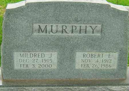 MURPHY, MILDRED J - Montgomery County, Ohio | MILDRED J MURPHY - Ohio Gravestone Photos