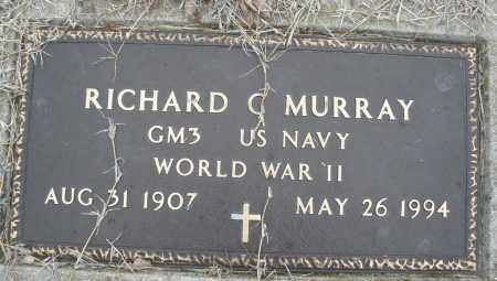 MURRAY, RICHARD C. - Montgomery County, Ohio | RICHARD C. MURRAY - Ohio Gravestone Photos