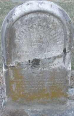 MYERS, JOHN - Montgomery County, Ohio | JOHN MYERS - Ohio Gravestone Photos