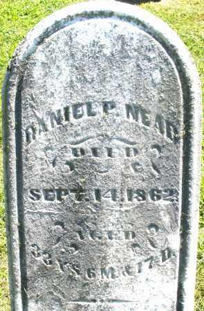NEAD, DANIEL P. - Montgomery County, Ohio | DANIEL P. NEAD - Ohio Gravestone Photos