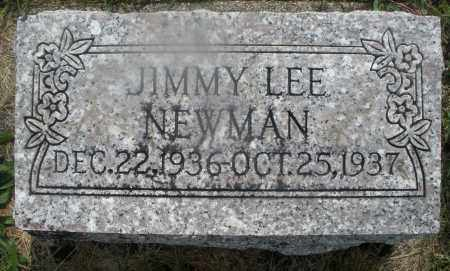 NEWMAN, JIMMY LEE - Montgomery County, Ohio | JIMMY LEE NEWMAN - Ohio Gravestone Photos