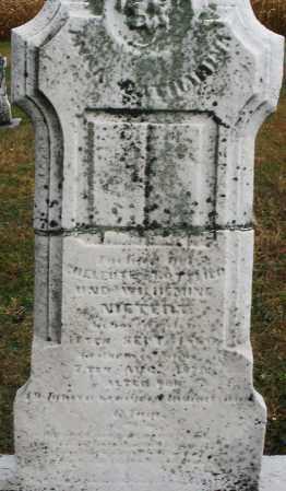NIETERT, ANNA CATHARINE - Montgomery County, Ohio | ANNA CATHARINE NIETERT - Ohio Gravestone Photos