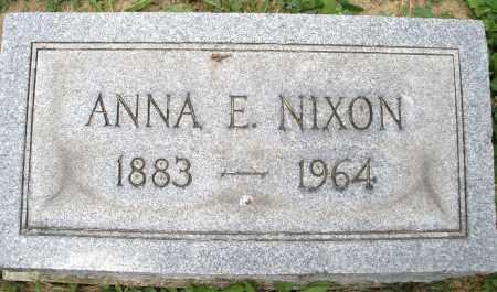 NIXON, ANNA E. - Montgomery County, Ohio | ANNA E. NIXON - Ohio Gravestone Photos