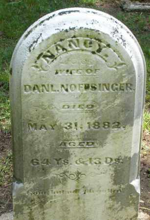 NOFFSINGER, NANCY - Montgomery County, Ohio | NANCY NOFFSINGER - Ohio Gravestone Photos