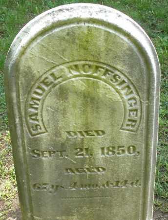 NOFFSINGER, SAMUEL - Montgomery County, Ohio | SAMUEL NOFFSINGER - Ohio Gravestone Photos