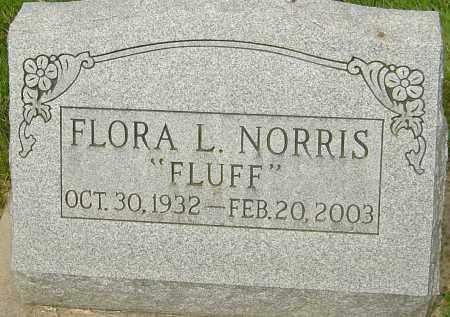 NORRIS, FLORA L - Montgomery County, Ohio | FLORA L NORRIS - Ohio Gravestone Photos