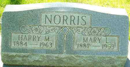 NORRIS, MARY LOUISE - Montgomery County, Ohio | MARY LOUISE NORRIS - Ohio Gravestone Photos