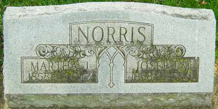 STOKER NORRIS, MARTHA JANE - Montgomery County, Ohio | MARTHA JANE STOKER NORRIS - Ohio Gravestone Photos