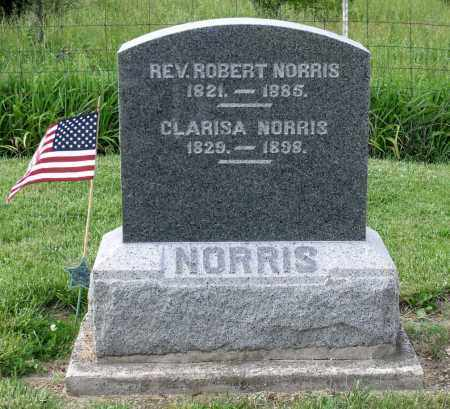 NORRIS, ROBERT - Montgomery County, Ohio | ROBERT NORRIS - Ohio Gravestone Photos