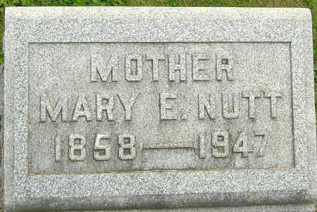 NUTT, MARY EVA - Montgomery County, Ohio | MARY EVA NUTT - Ohio Gravestone Photos