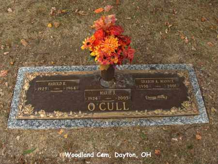 O'CULL MANNIX, SHARON - Montgomery County, Ohio | SHARON O'CULL MANNIX - Ohio Gravestone Photos