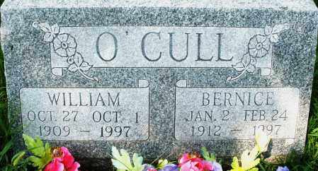 "O'CULL, WILLIAM EDWARD ""DOC"" - Montgomery County, Ohio 