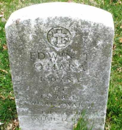 O'HARA, EDWIN T. - Montgomery County, Ohio | EDWIN T. O'HARA - Ohio Gravestone Photos