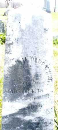 OLDFATHER, ? - Montgomery County, Ohio | ? OLDFATHER - Ohio Gravestone Photos