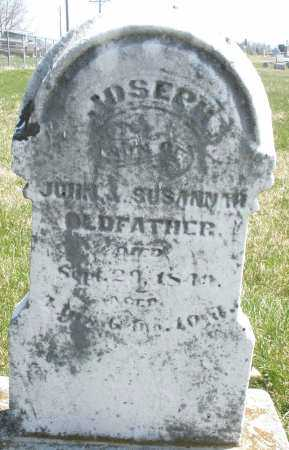 OLDFATHER, JOSEPH - Montgomery County, Ohio | JOSEPH OLDFATHER - Ohio Gravestone Photos