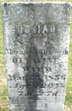 OLEWINE, JOSIAH - Montgomery County, Ohio | JOSIAH OLEWINE - Ohio Gravestone Photos