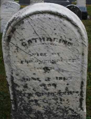 OVERHOUSER, CATHARINE - Montgomery County, Ohio | CATHARINE OVERHOUSER - Ohio Gravestone Photos