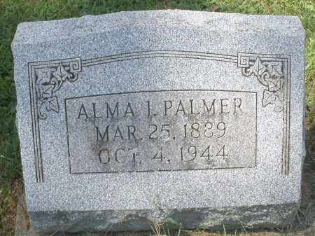 PALMER, ALMA I. - Montgomery County, Ohio | ALMA I. PALMER - Ohio Gravestone Photos