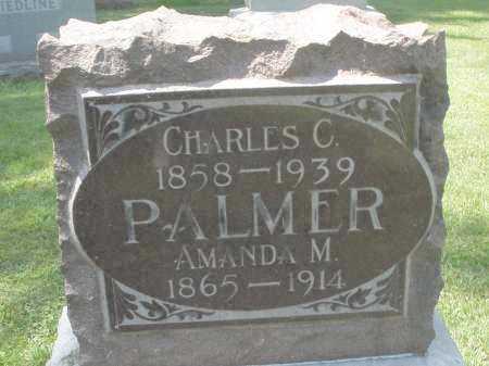 PALMER, AMANDA M. - Montgomery County, Ohio | AMANDA M. PALMER - Ohio Gravestone Photos