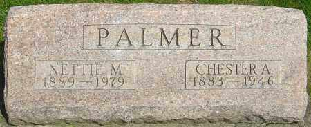 PALMER, NETTIE M - Montgomery County, Ohio | NETTIE M PALMER - Ohio Gravestone Photos