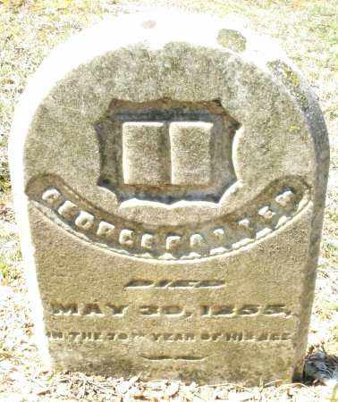 PATTEN, GEORGE - Montgomery County, Ohio | GEORGE PATTEN - Ohio Gravestone Photos