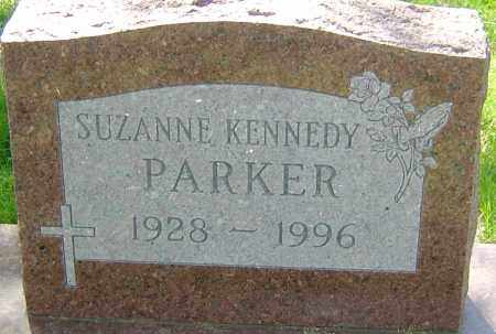 KENNEDY PARKER, SUZANNE - Montgomery County, Ohio | SUZANNE KENNEDY PARKER - Ohio Gravestone Photos