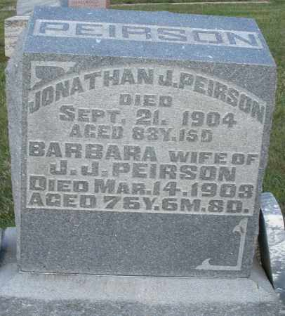 PEIRSON, BARBARA - Montgomery County, Ohio | BARBARA PEIRSON - Ohio Gravestone Photos