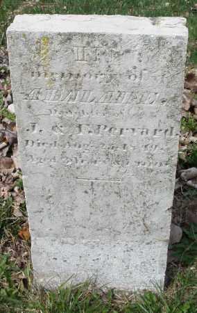 PERYARD, ADALINE - Montgomery County, Ohio | ADALINE PERYARD - Ohio Gravestone Photos