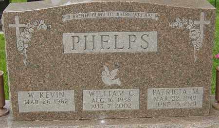 PHELPS, WILLIAM C - Montgomery County, Ohio | WILLIAM C PHELPS - Ohio Gravestone Photos