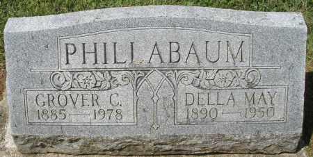 PHILLABAUM, GROVER C. - Montgomery County, Ohio | GROVER C. PHILLABAUM - Ohio Gravestone Photos