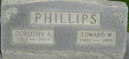 PHILLIPS, DOROTHY - Montgomery County, Ohio | DOROTHY PHILLIPS - Ohio Gravestone Photos