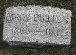 PHILLIPS, JERRY - Montgomery County, Ohio | JERRY PHILLIPS - Ohio Gravestone Photos