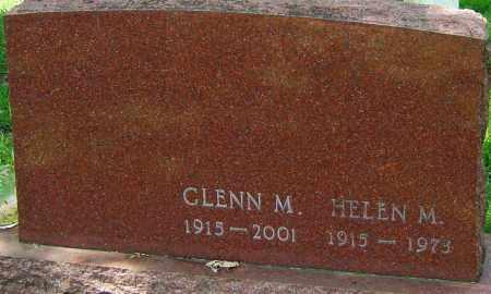 PINE, GLENN M - Montgomery County, Ohio | GLENN M PINE - Ohio Gravestone Photos