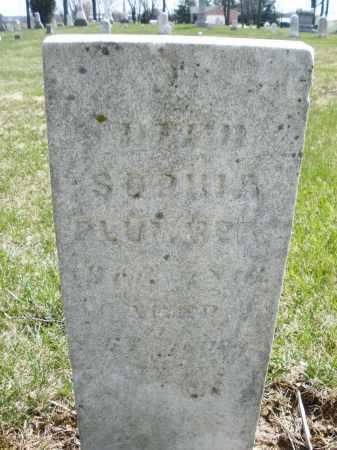 PLUMMER, SOPHIE - Montgomery County, Ohio | SOPHIE PLUMMER - Ohio Gravestone Photos