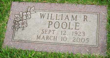POOLE, WILLIAM R - Montgomery County, Ohio | WILLIAM R POOLE - Ohio Gravestone Photos
