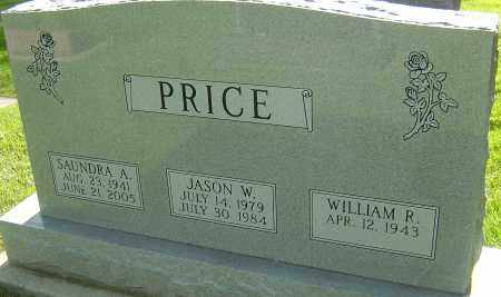 PRICE, JASON W - Montgomery County, Ohio | JASON W PRICE - Ohio Gravestone Photos