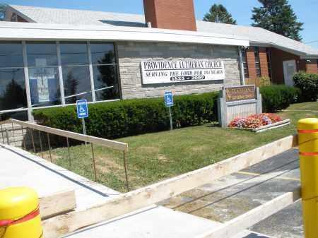 PROVIDENCE, CHURCH - Montgomery County, Ohio | CHURCH PROVIDENCE - Ohio Gravestone Photos