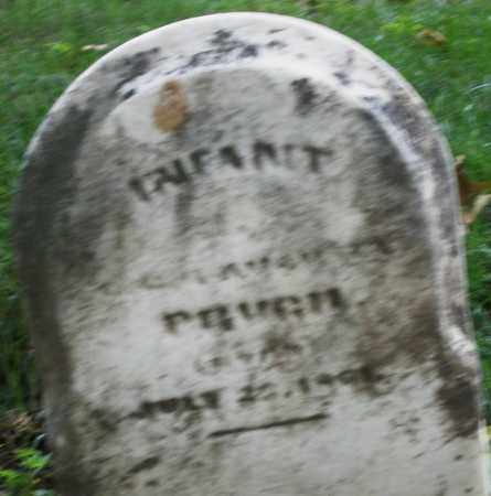 PRUGH, INFANT DAUGHTER - Montgomery County, Ohio | INFANT DAUGHTER PRUGH - Ohio Gravestone Photos