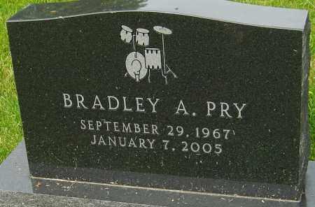PRY, BRADLEY ANDERSON - Montgomery County, Ohio | BRADLEY ANDERSON PRY - Ohio Gravestone Photos