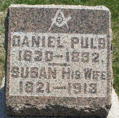 PULS, SUSAN - Montgomery County, Ohio | SUSAN PULS - Ohio Gravestone Photos