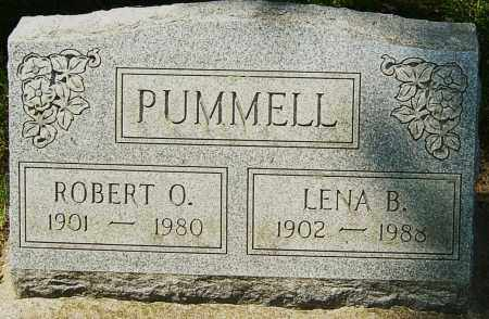 PUMMELL, ROBERT O - Montgomery County, Ohio | ROBERT O PUMMELL - Ohio Gravestone Photos