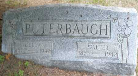 PUTERBAUGH, DELLA - Montgomery County, Ohio | DELLA PUTERBAUGH - Ohio Gravestone Photos