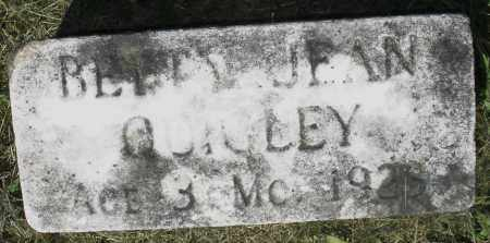 QUIGLEY, BETTY JEAN - Montgomery County, Ohio | BETTY JEAN QUIGLEY - Ohio Gravestone Photos