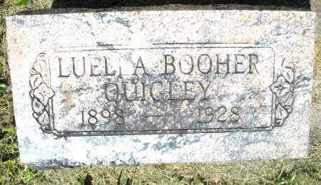 QUIGLEY, LUELLA - Montgomery County, Ohio | LUELLA QUIGLEY - Ohio Gravestone Photos