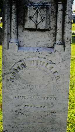QUILLAN/QUILLEN ?, JOHN - Montgomery County, Ohio | JOHN QUILLAN/QUILLEN ? - Ohio Gravestone Photos