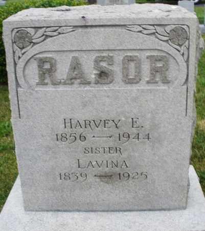 RASOR, LAVINA - Montgomery County, Ohio | LAVINA RASOR - Ohio Gravestone Photos