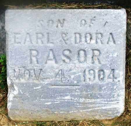 RASOR, SON - Montgomery County, Ohio | SON RASOR - Ohio Gravestone Photos